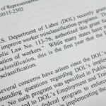 Coalition Sends Letter Concerning FY2016 Budget Proposal to Appropriate $10 million to DOL Grant Program
