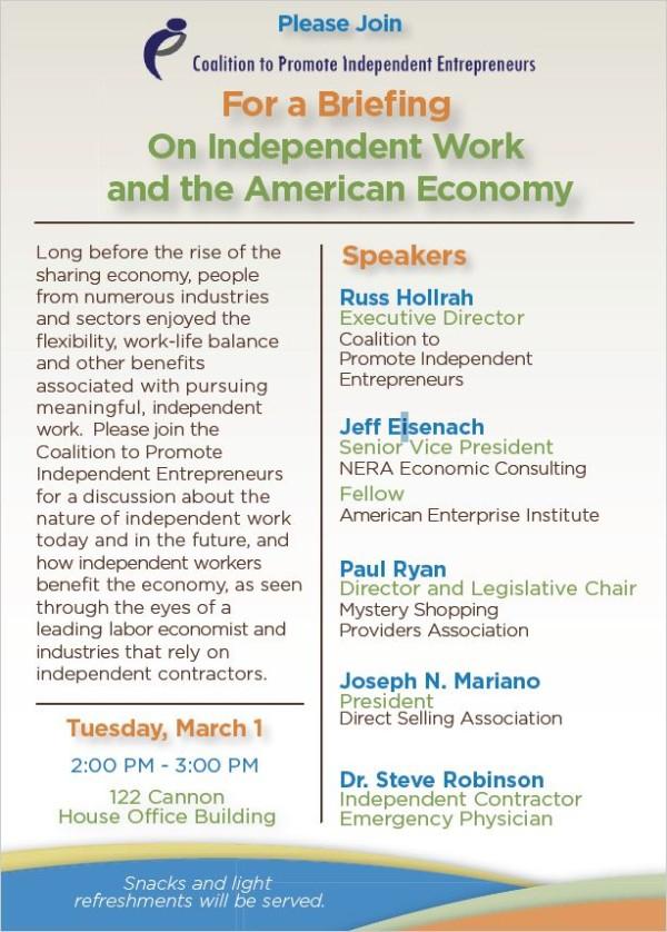 March 1 Invitation